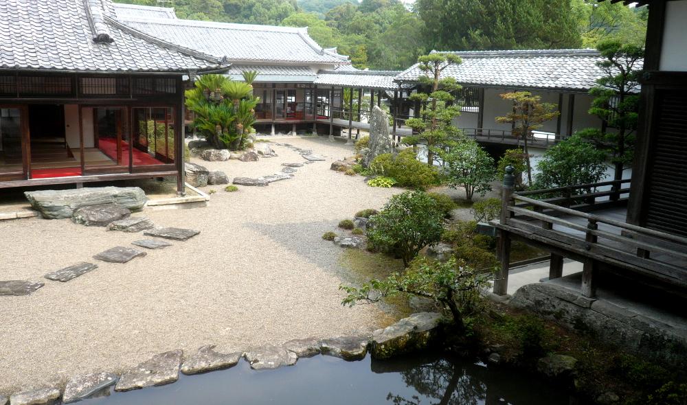 国指定名勝 根来寺庭園